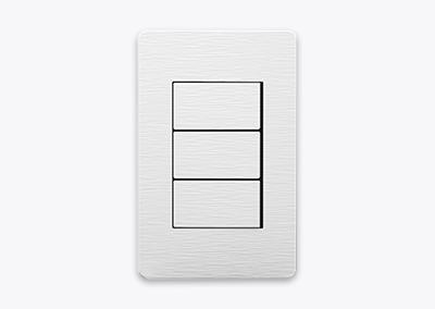 3gang 1way switch
