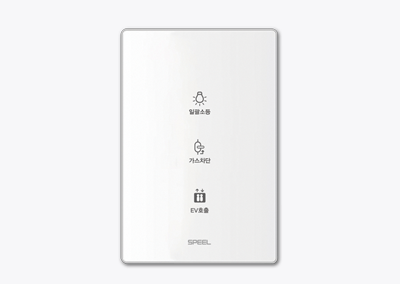 Total power + Gas off switch + EV