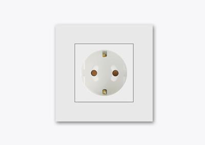 1gang socket outlet